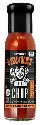 (100ml €1,66) KID CHUP von Ketchup Monkey 240ml