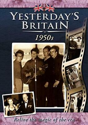 Yesterday's Britain: The 50s [DVD]