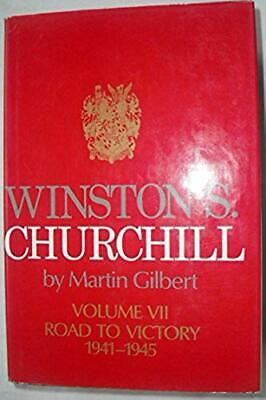 Winston S. Churchill: Road to Victory, 1941-1945: 7