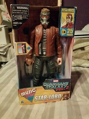 2 Music Mix Star-Lord New MISB Marvel Guardians of the Galaxy Vol