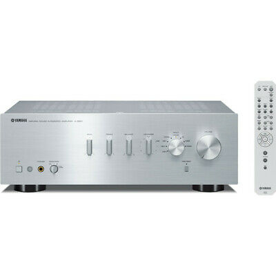 a-S501S 85W X 2 Stereo Amplifier Silver - Yamaha Pure Direct Mode For Greater
