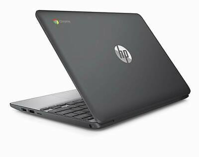 "11.6"" HP Laptop CHROMEBOOK WITH CHROME OS WEBCAM HDMI NOTEBOOK Wifi HDMI USB"