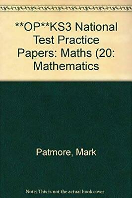 **OP**KS3 National Test Practice Papers: Maths (20: Mathematics