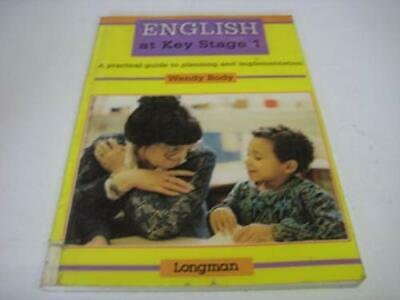 English at Key Stage 1: A Practical Guide to Planning and Implementation