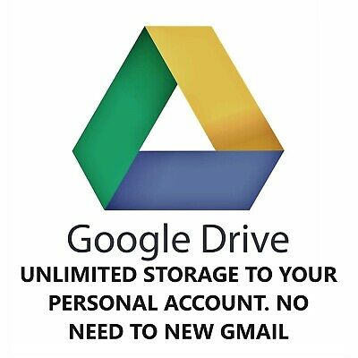 New Google Drive Unlimited Storage add in Your Gmail No need to New Gmail