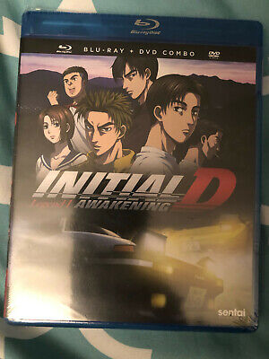 Awakening — Promotional Poster Type B Legend 1 New Initial D The Movie