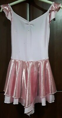 BRAND NEW - Girls Leotard with Skirt - Size 3a (11-13yrs)
