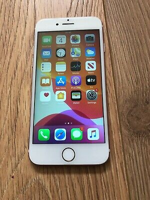 Apple iPhone 7 - 128GB - Rose Gold (Unlocked) A1778 (GSM) Sensitive Home Button