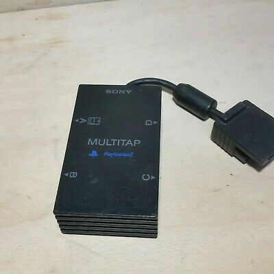 Official Genuine Sony Playstation 2 PS2 Multitap Used 4 player