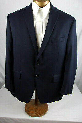 Great 44S Michael Kors Sport Coat / Blazer In Blue Sp911