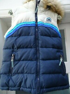 Stitch Fur Disney Inspired Mens Puffer Vest Bodywarmer Gilet
