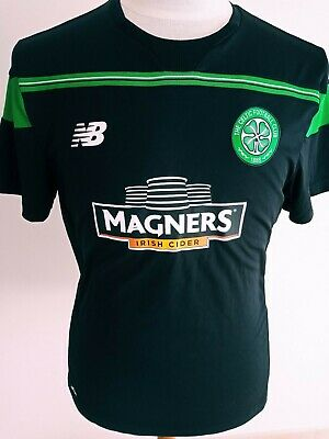 NB Celtic Football Club Elite Home Shirt Tight Fit player issue no sponsor L//S