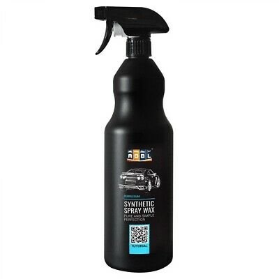 (25,80EUR/Liter) ADBL Synthetic Spray Wax Sprühwachs 500ml