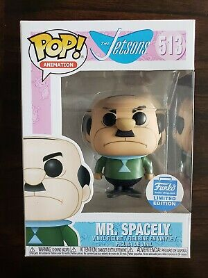 SPACELY SPECIAL EDITION #513 *UK STOCK* FUNKO POP MR ANIMATION: THE JETSONS