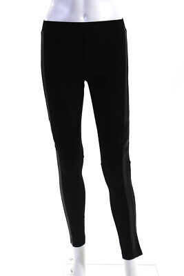 Sanctuary Womens Mid Rise Skinny Slim Casual Leggings Pants Black Size XS