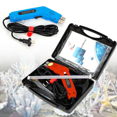 250W Electric Hot Cutter Foam Cutter Tool Kit w/Blades Carry Case