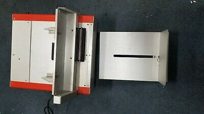 Electric Label Machine Automatic Label Dispenser 110V