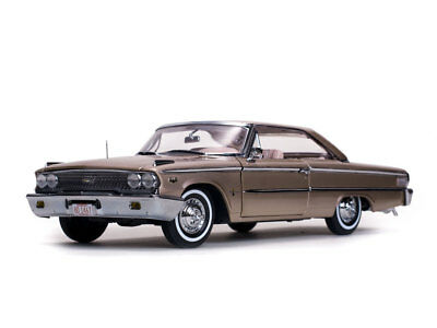 1963 Ford Galaxie 500 BEIGE/ROSE SunStar 1467