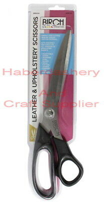 Birch Leather And Upholstery Scissors 285Mm For Heavy Fabrics