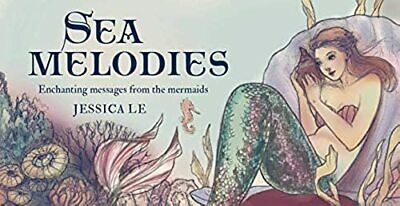 Sea Melodies - Mini Inspiration Cards: Magical Messages from the Mermaids - 40 f