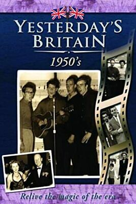 Yesterday's Britain: The 50s [VHS]