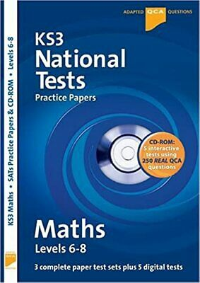 Letts Key Stage 3 Practice Test Papers – KS3 National Test Practice Papers Maths