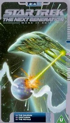 Star Trek The Next Generation - Vol. 2.4 - The Dauphin / Contagion / The...