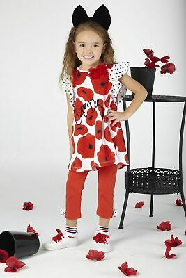 Ariana Dee S201502 Aggi Poppy Leggings Set