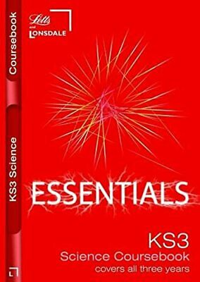 Complete Key Stage 3 Science: Course Book (Lonsdale Key Stage 3 Essentials)
