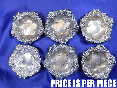 Woodside Sterling Silver Nut Dish #2741 - Excellent Condition Mono C