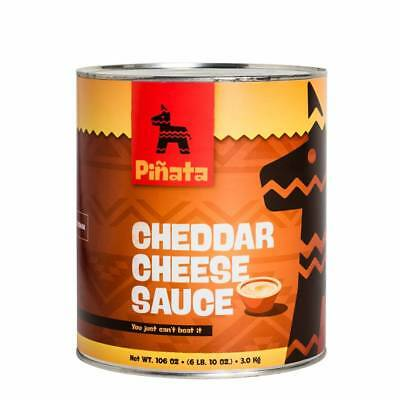 (1 kg €6,00)  Cheddar Cheese Sauce Pinata, 3kg Dipsauce - Party!
