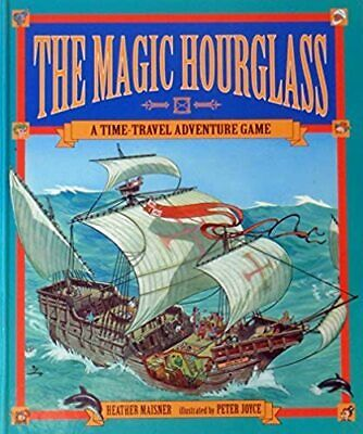 The Magic Hourglass: A Time-Travel Adventure Game