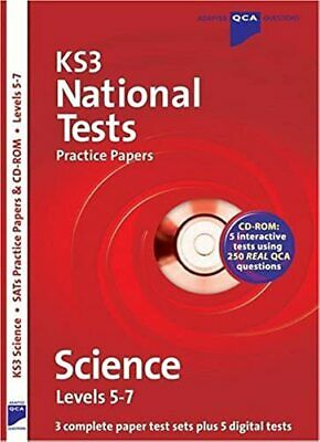 Letts Key Stage 3 Practice Test Papers – KS3 National Test Practice Papers Scien