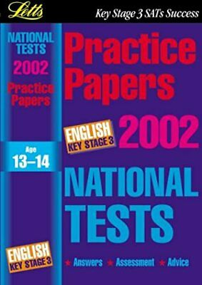 National Test Practice Papers 2002: English Key stage 3 (Key Stage 3 National Te