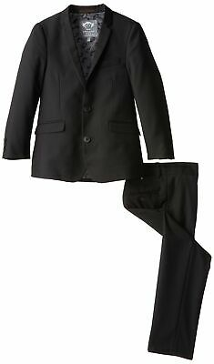 Appaman Deep Black US Size 3T Toddler Boy's Modern Fit Two Piece Suit $152 #718