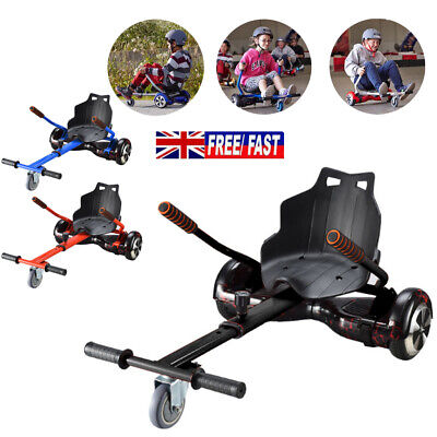 Official Hoverkart Go Kart For Kid Segway Swegway Hoverboard Scooter Gift UK