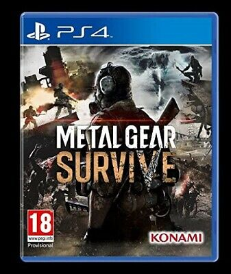 Ps4 Metal Gear Survive Italiano Day One Nuovo