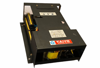 Taiyo Avr Exu-61A 2009 Automatic Voltage Regulator Exu61A For Taiyo Alternators