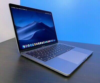 MINT MacBook Pro 13 TOUCH BAR 2016-2018 / CORE i7 / MAXED 16GB RAM / NEW BATTERY