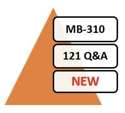 Updated MB-310 Verified Exam 90 Q&A PDF File Only!