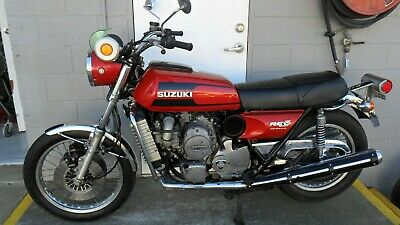 SUZUKI RE5 rotary excellent and original 1975 model SALE, SALE