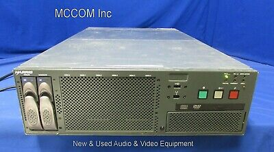 Leitch Harris NX3000 VESX Video Transmission Server w/ ps