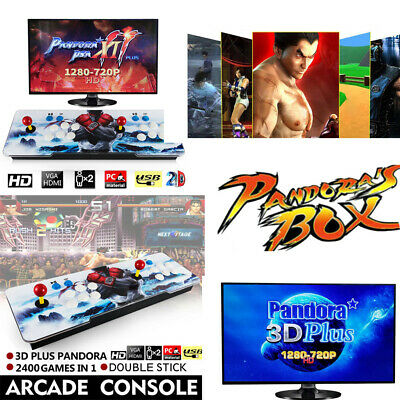 Pandora's Box 11s 2706 in 1 Retro Video Games Stick Arcade Console HDMI 2 Player