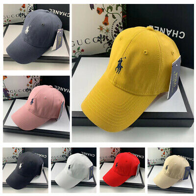 Summer Polo Cap Baseball Sun Pony Hat Men/'s Women/'s Stylish Hip Hop Cap Sport FI