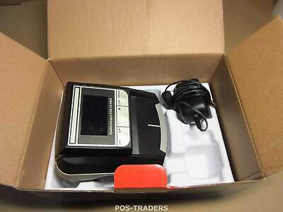 CashConcepts CCE-112-NEO Counterfeit Money Detector EUR + GBP IN BOX OF CT 332 S