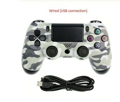 USB Wired Game Controller Gamepad For Sony Playstation PS4 For Dualshock.