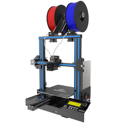 Geeetech 3D Printer A10M from AU Dual Extruder 2in1 out Auto-level Easy Assembly