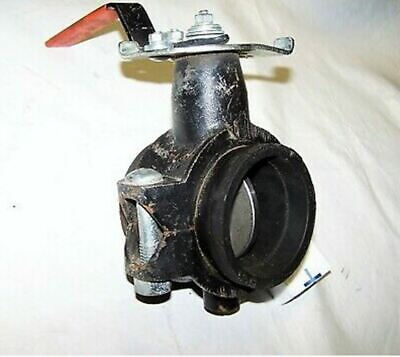 "Victaulic Series 700 Grooved End Butterfly Valve 2"" Lever Operated"