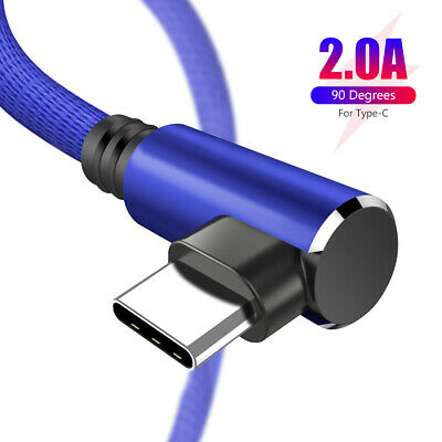 Type C Charger Cable USB C to USB A Fast Charging Cord For Samsung LG V30 HTC B