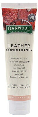 Oakwood Leather Conditioner Tube 125ml  - ALL Leather goods, Oil Restoration